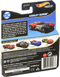 Hot Wheels DC Universe Harley Quinn, Vehicle