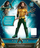 Rubie's Aquaman Movie Child's Deluxe Costume