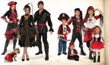 Rubie's Child's Little Pirate Costume, X-Small