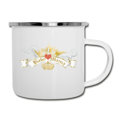 Coffee Mug *Vintage - white