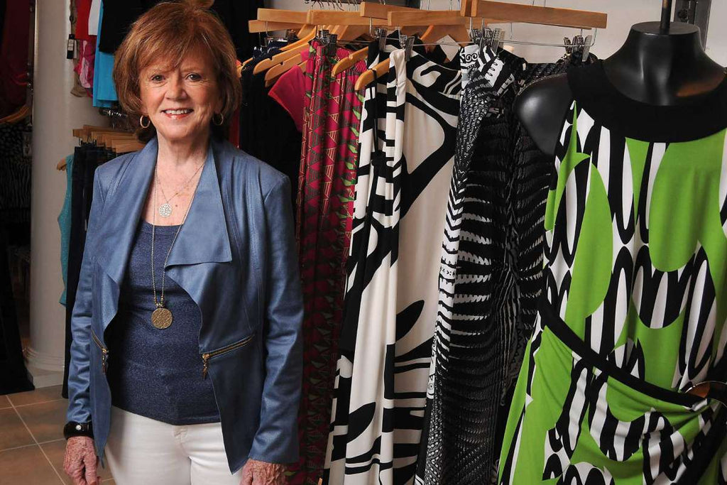 Scruples Owner Living her Dream in Style