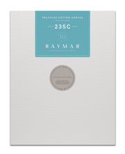 23SC Smooth Polyflax Cotton Canvas Raymar Panels