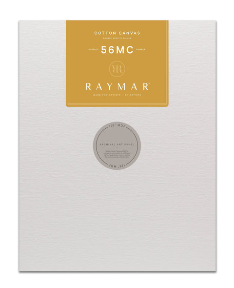 56MC Medium Cotton Canvas Raymar Panels
