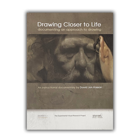 DVD Drawing Closer to Life by David Kassan