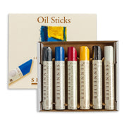 Sennelier Oil Sticks Set
