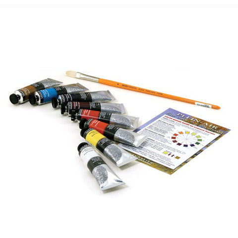 Sennelier Oil Paint Landscape Set