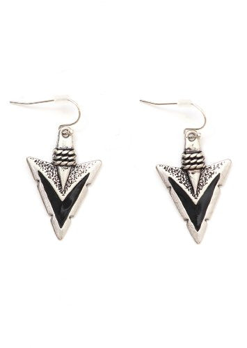 Tribal Arrowhead Earrings Dangling Statement EB00 Chandelier Fashion Jewelry