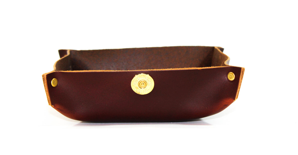 Charleston Leather Bowl