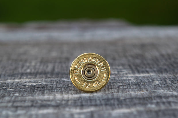 Remington shotgun shell tie tack, southern tie tack, pin, mens accessories