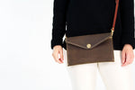 Leather Crossbody Strap
