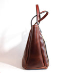 The Shiloh Concealed Carry Small Bucket Bag