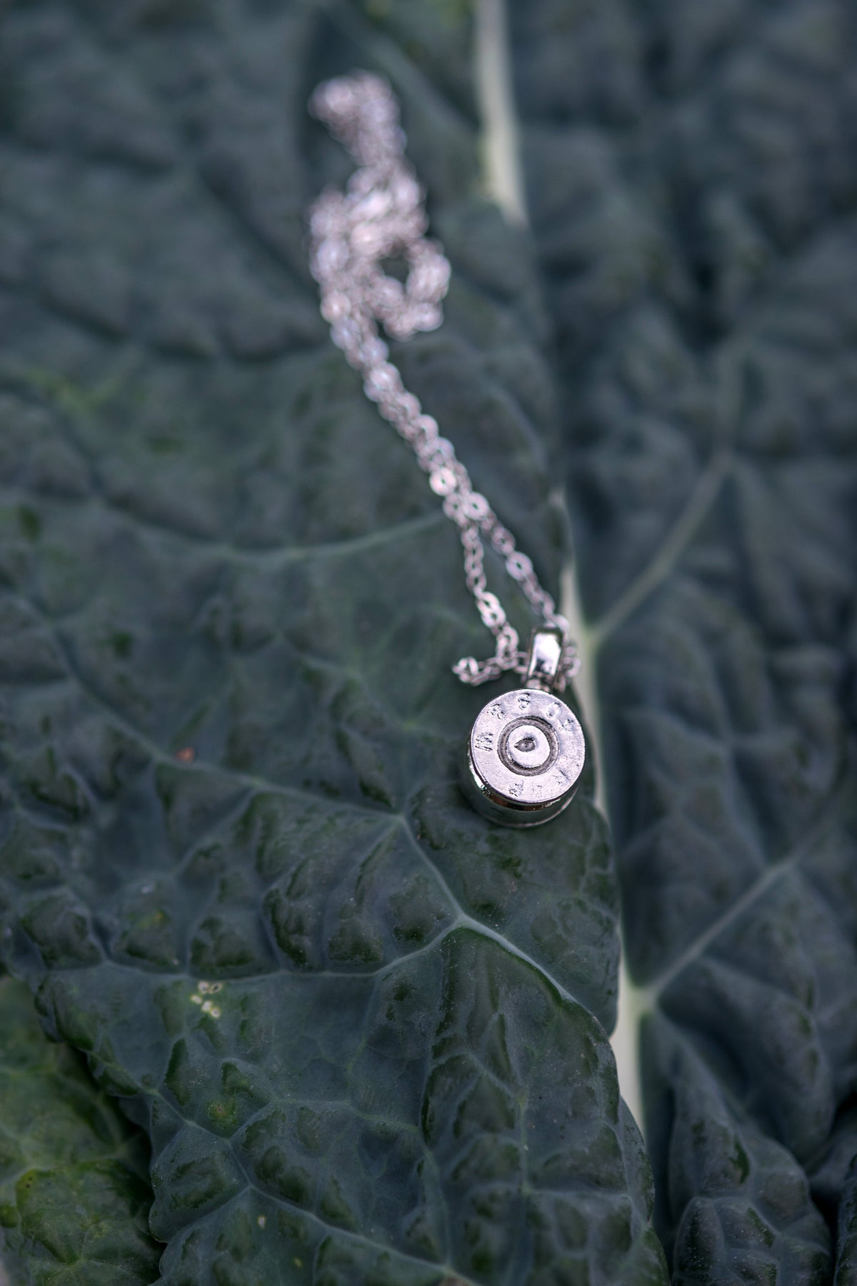 Dolly Bullet Necklace