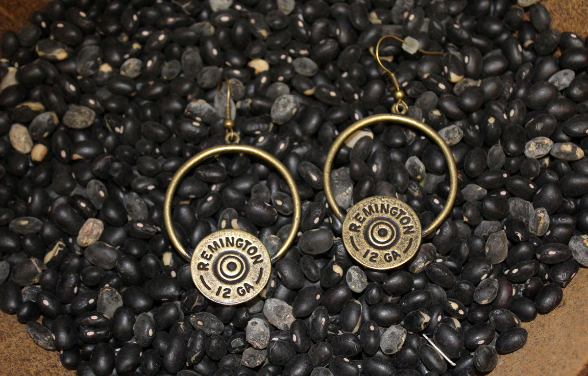 Florence Circle Dangle Earrings