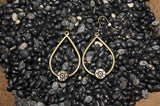 Scarlett Tear Drop Earrings