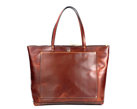 The Remington Large Square Tote