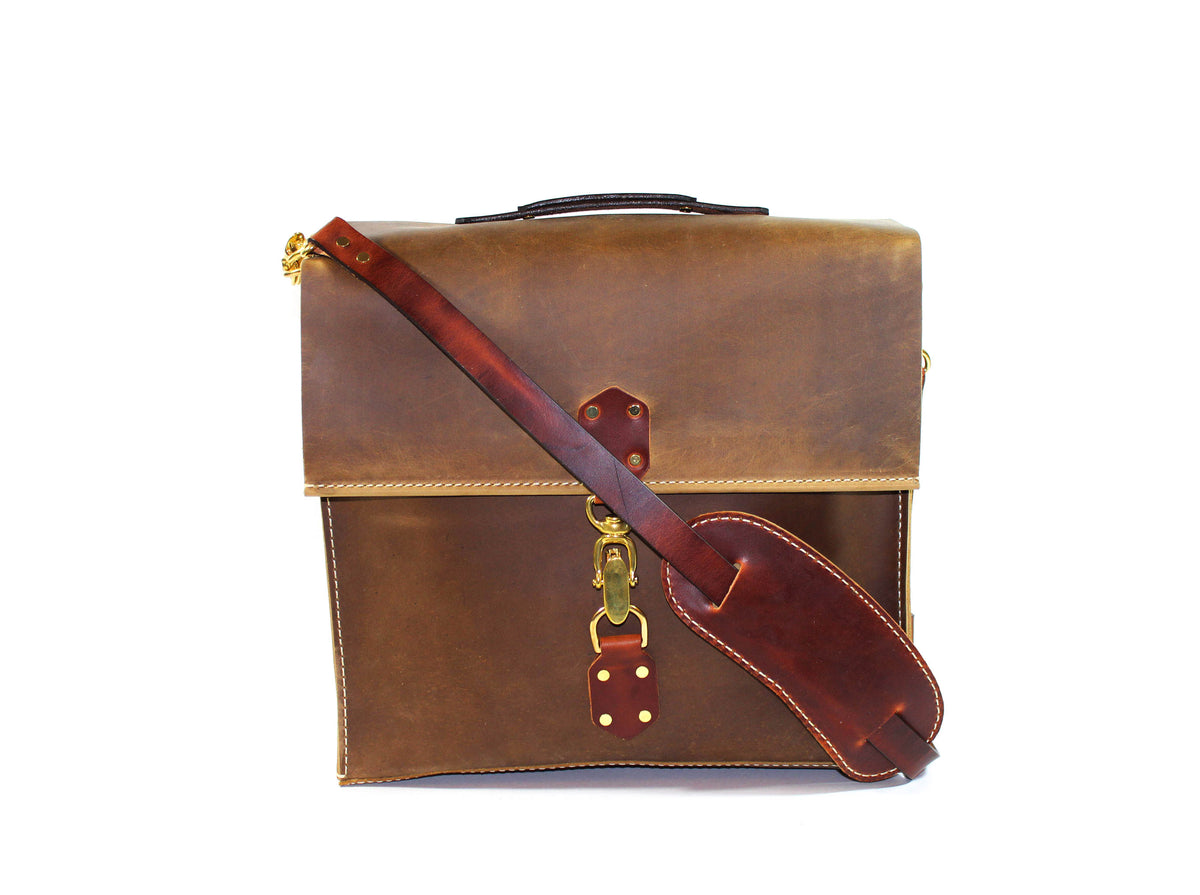 The Madison Messenger Bag
