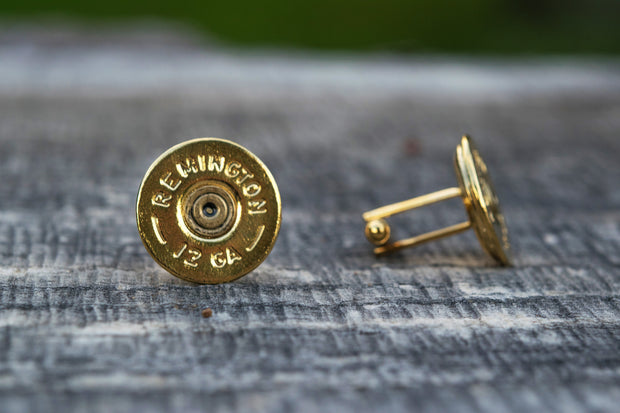 Franklin Shotshell Cuff Links