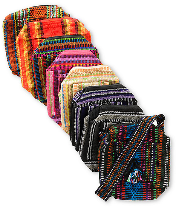 Mexican Shoulder Bags and Baja Backpacks