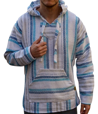 12a857797474 Baja Hoodies - Drug Rugs - MexicanThreads.com – Mexican Threads