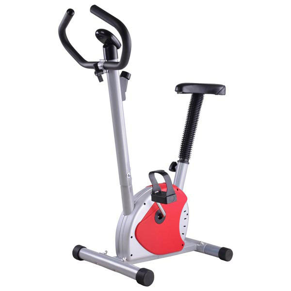 Red Exercise Bike