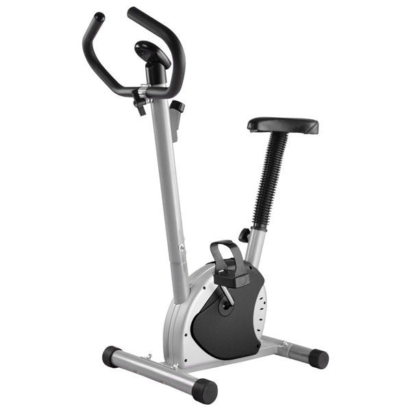 Black Exercise Bike