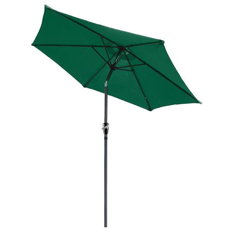 10' Outdoor Tilt Patio Umbrella