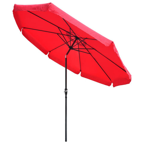 8' Outdoor Tilt Patio Umbrella