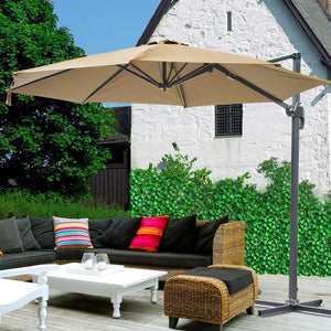 10' Offset Patio Umbrella