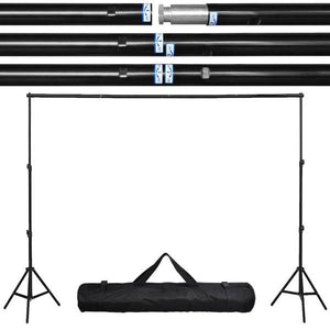 Portable Photography Backdrop Kit