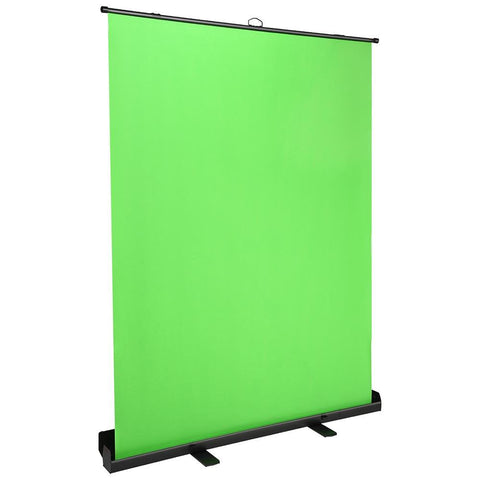 Image of Koval Inc. Portable Collapsible Green Screen Chromakey Background