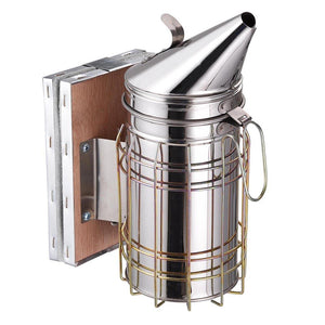 Beehive Smoker with Heat Shielder