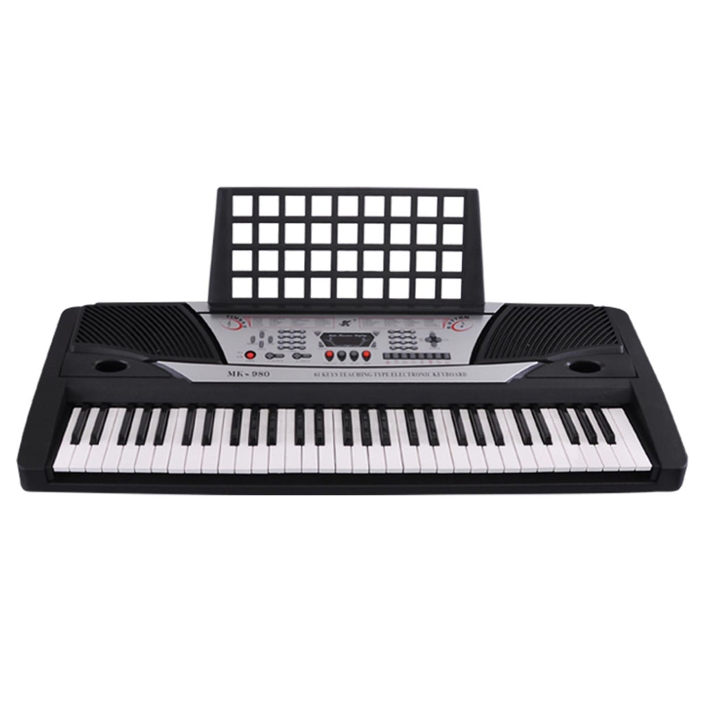 Beginner 61-Key Electronic Keyboard