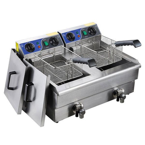 Electric Deep Fryer - Single/Double