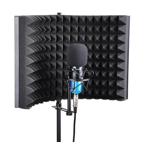 Image of 2-Fold Microphone Acoustic Foam Panel