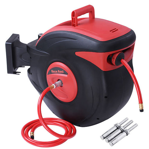 Image of Retractable Air Hose Reel