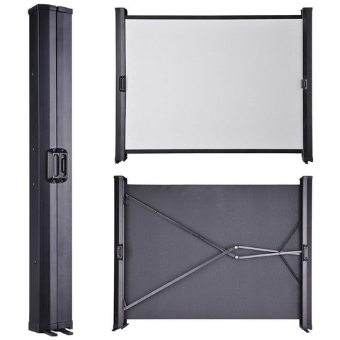 "Image of 30"" Portable Projector Screen (4:3)"