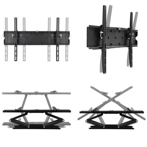 "Image of Full Motion TV Mount - 40"" to 65"""