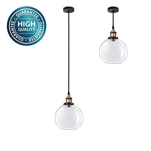 Globe Ball Pendant Light Ceiling Lamp