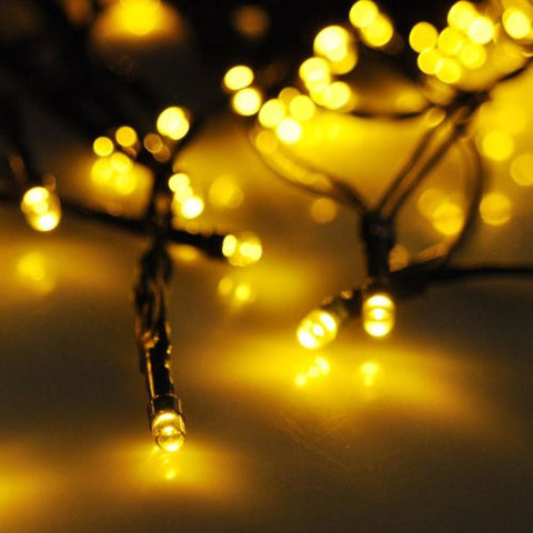 Image of Solar String Lights - 60 Light