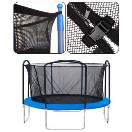 Trampoline Enclosure Safety Net Replacement