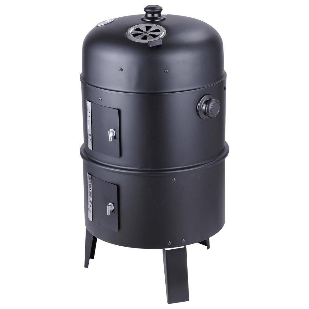 Charcoal Grill Smoker