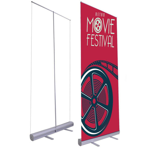Image of Retractable Banner Stand