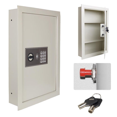 Image of Electronic Wall Safe
