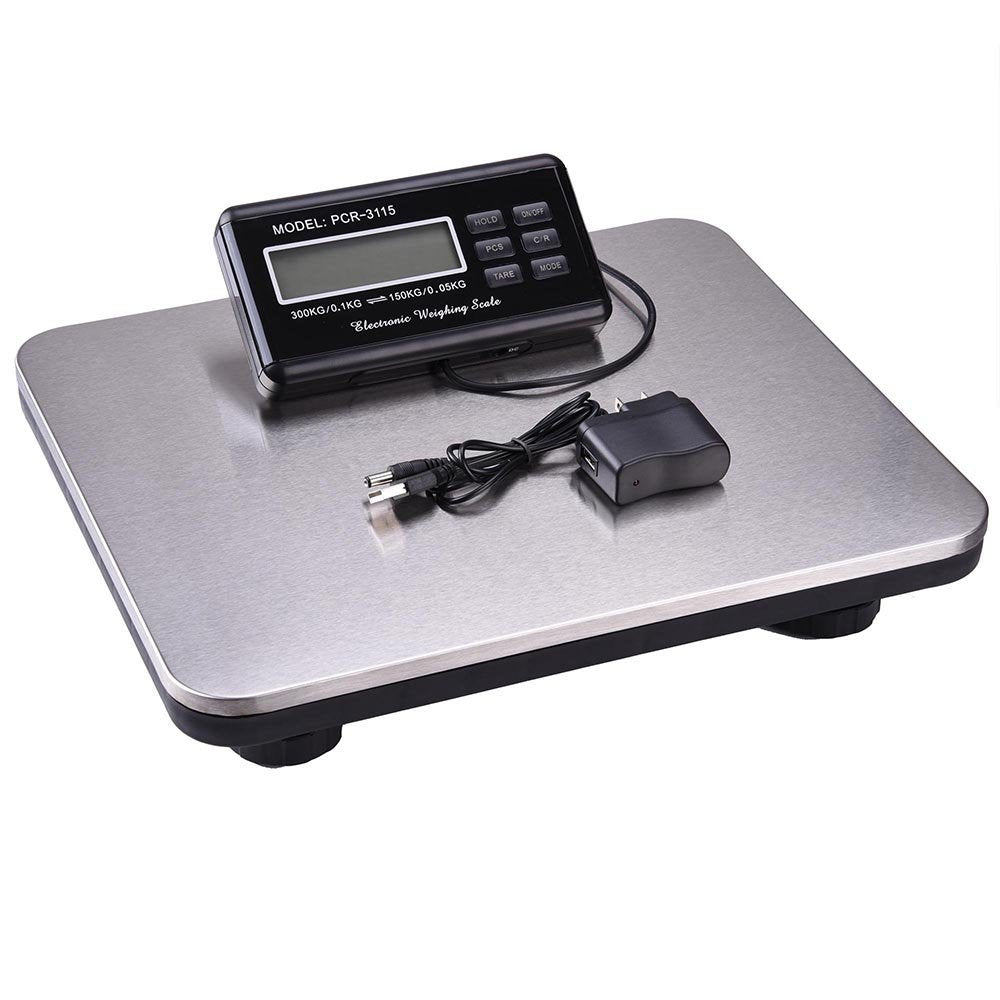 Digital Postal Platform Scale (Up to 600lbs)