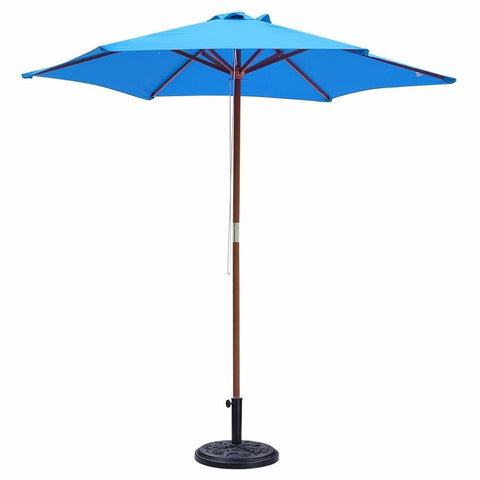 Image of European Patio Umbrella Base Stand
