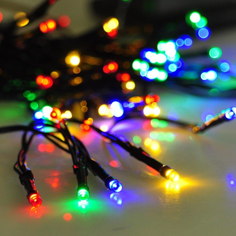 Solar String Lights - 60 Light
