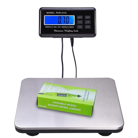 Image of Digital Postal Platform Scale (Up to 600lbs)
