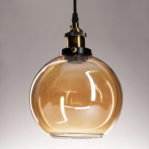 Image of Globe Ball Pendant Light Ceiling Lamp