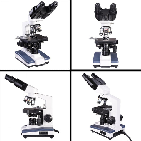 Image of Compound Microscope (40x - 2500x)