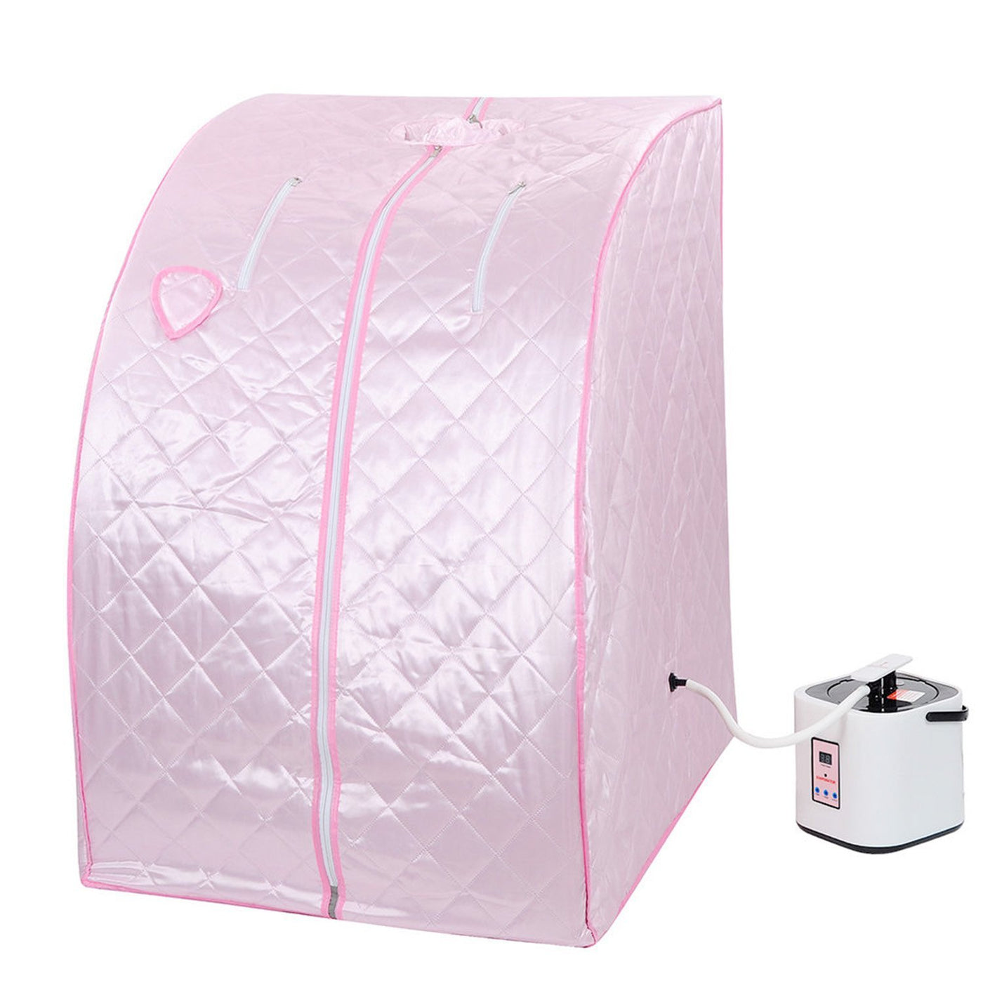 2L Portable Steam Sauna with Chair